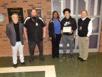 Devyn Fuqua Named Scholar-Athlete
