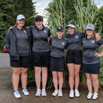 Girls Varsity Golf falls to Mechanicsburg