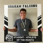 Congratulations to the September Student-Athlete of the Month