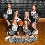 8th Grade Cheerleaders