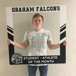 Congratulations Jack Mefford- March student-athlete of the month!!