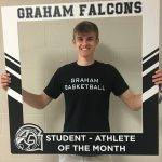 Congratulations to Matt Flora… April student-athlete of the month