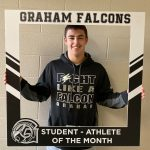 Congratulations to Nolan Neves…November student-athlete of the Month!!