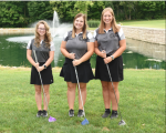 Girls Varsity Golf Seniors