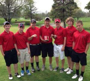 Varsity Golf Pictures
