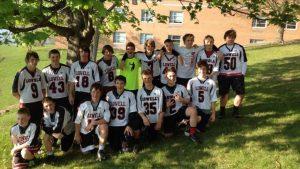 JV Boy's Lacrosse