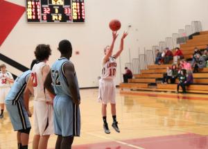 JV Boys Basketball 2012-2013