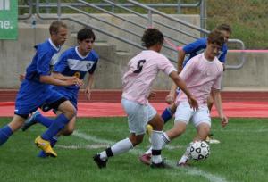 Varsity Soccer 2012-2013