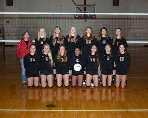 JV Volleyball Pictures