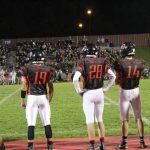 Lowell High School Varsity Football beat Forest Hills Central High School 41-37