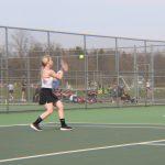 Lowell High School Girls Varsity Tennis falls to Wayland High School 8-0