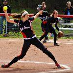 2014 Softball - Kathryn Atwood - Lowell Ledger