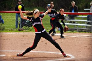 2014 Softball – Kathryn Atwood – Lowell Ledger