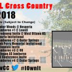 Previewing the 2017 Cross Country Season