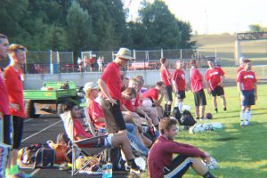 2017 Lowell Soccer Alumni Game Part 1 – JS