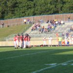 Freshman Football vs. Warren De La Salle (8/24/2017) 1st Half