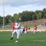 Lowell High School Freshman Football beat De La Salle Collegiate High School 22-0