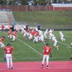 Freshman Football vs. Warren De La Salle (8/24/2017) 2nd Half