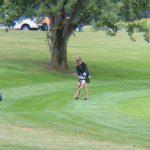 JV Girls Golf vs. Rockford (8/28/2017)