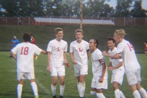 Varsity Boys Soccer vs. Northview (8/29/2017)