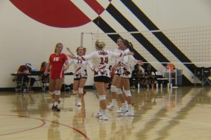 Freshman Volleyball vs. Ottawa Hills (9/14/2017)