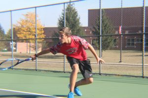 Varsity Boys Tennis vs. FHN (9/18/2017)