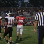 JV Football vs. Cedar Springs (9/28/2017)