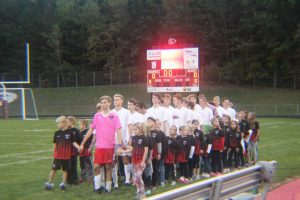 Varsity Boys Soccer vs. FHN (10/12/2017)