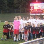 Lowell High School Boys Varsity Soccer beat vs Forest Hills Northern High 2-1