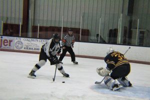 Lowell-Caledonia Hockey vs. Manistee