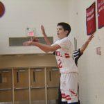 Boys Freshman Basketball beats Cedar Springs 47 – 28