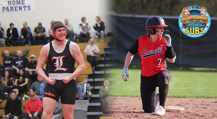J-Dubbs' Signature Subs Senior Student-Athletes of the Week – Connor Nugent and Miah Ransom