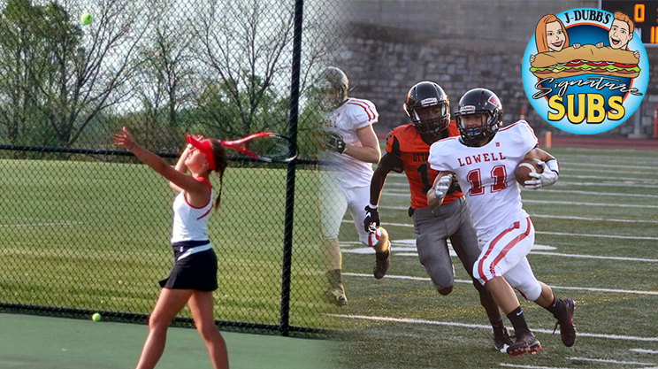 J-Dubbs' Signature Subs Senior Student-Athletes of the Week – Connor Douma and Lauren Snarski