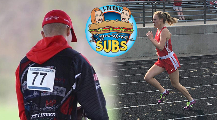 J-Dubbs' Signature Subs Senior Student-Athletes of the Week – Madeline Taylor and Ethan Ettinger