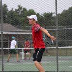 Boys Varsity Tennis Beats Coopersville 8-0