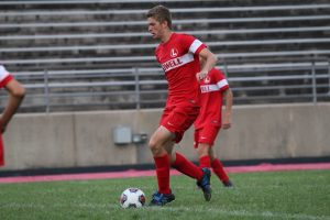 Varsity Boys Soccer vs. Rockford (8/21/2018)