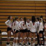 Varsity Volleyball defeats Cedar Springs 3 – 0
