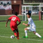 Boys Junior Varsity Soccer beats Cedar Springs 3 – 2