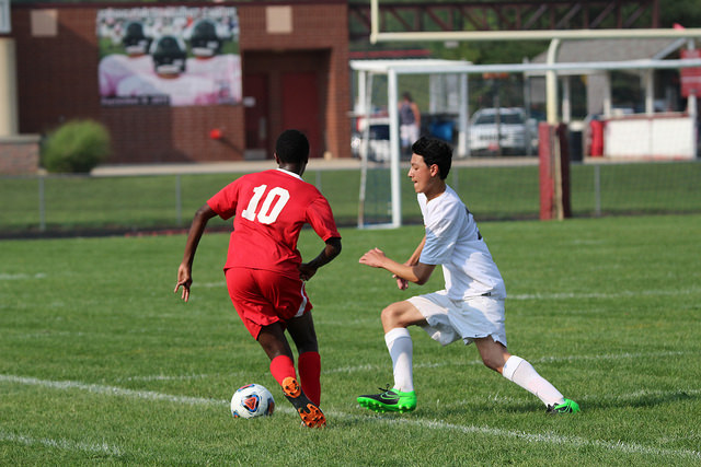 Boys Junior Varsity Soccer beats Cedar Springs 3 – 2