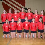 Lowell Varsity Volleyball beats Forest Hills Northern 3 – 0