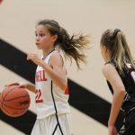 Girls Junior Varsity Basketball beats Forest Hills Eastern 34 – 17