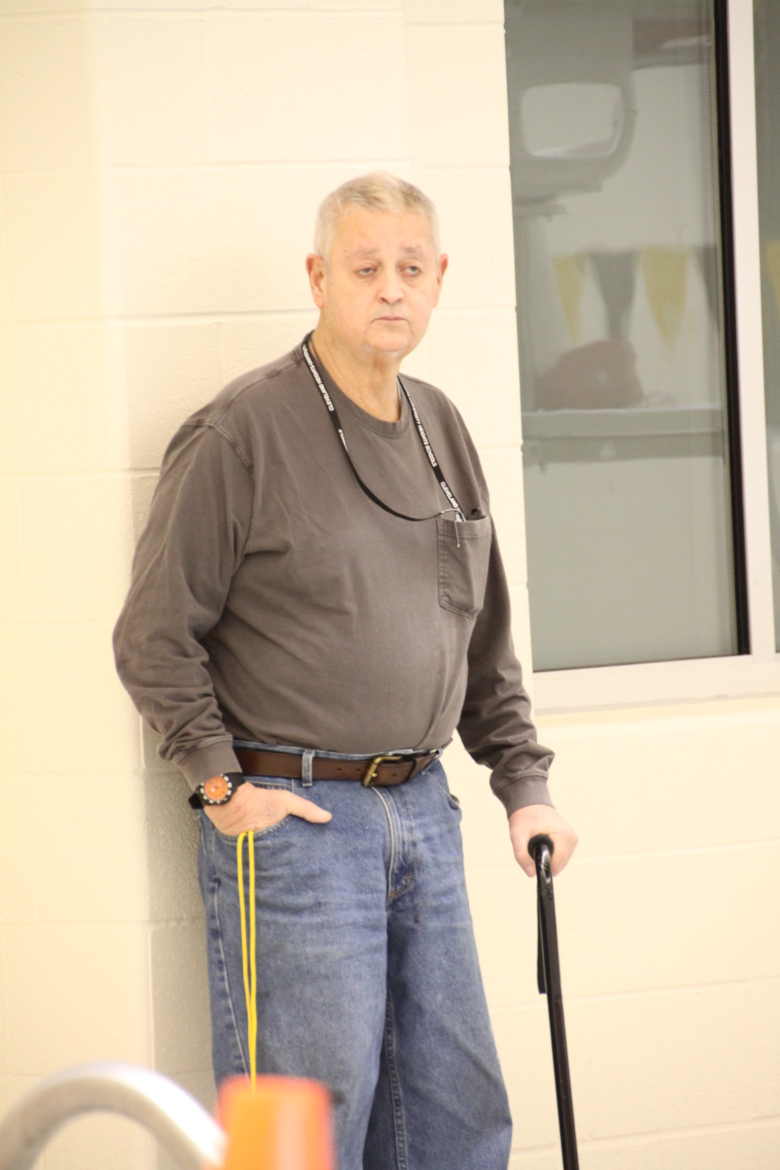 Heights Athletics Mourns Loss of Ted Arnold