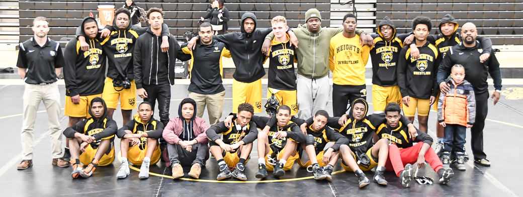 CLEVELAND HEIGHTS WRESTLING SEASON PREVIEW 2018-2019
