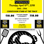 Track Fundraiser