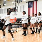 Volleyball – April Calendar