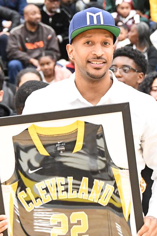 Jr Bremer Named Cleveland Heights Basketball Coach
