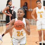 HEIGHTS GIRLS BASKETBALL – Sims reaches 1,000-point milestone