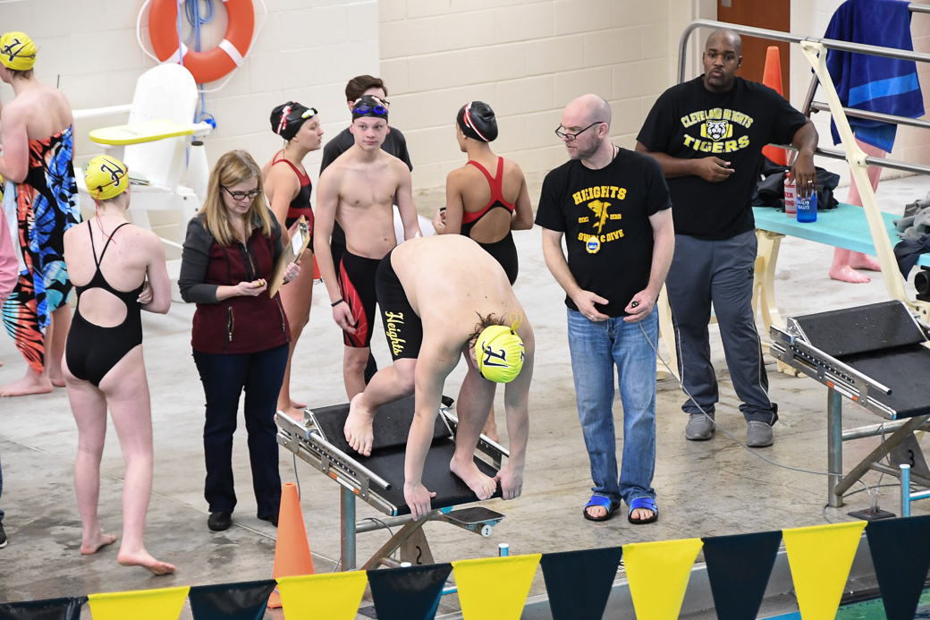 HEIGHTS SWIMMING – Tigers close season with solid district showing