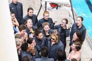 Swimming & Diving 1-14-19
