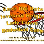 Lady Tigers Basketball Camp